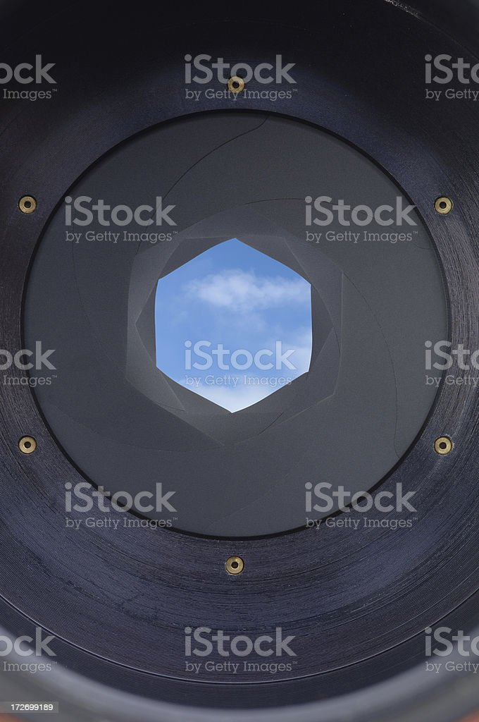 The Future Looks Great! royalty-free stock photo