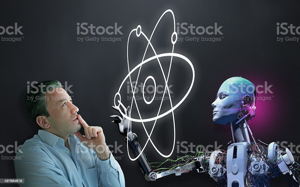 The Future of Fusion Technology stock photo