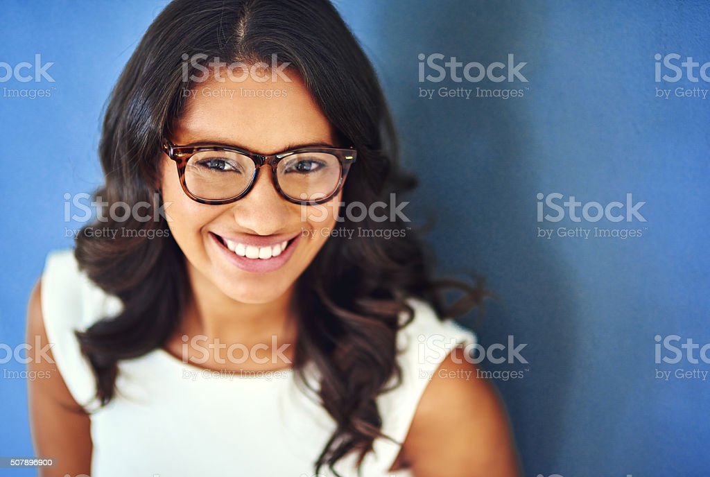 The future of my career is clear stock photo