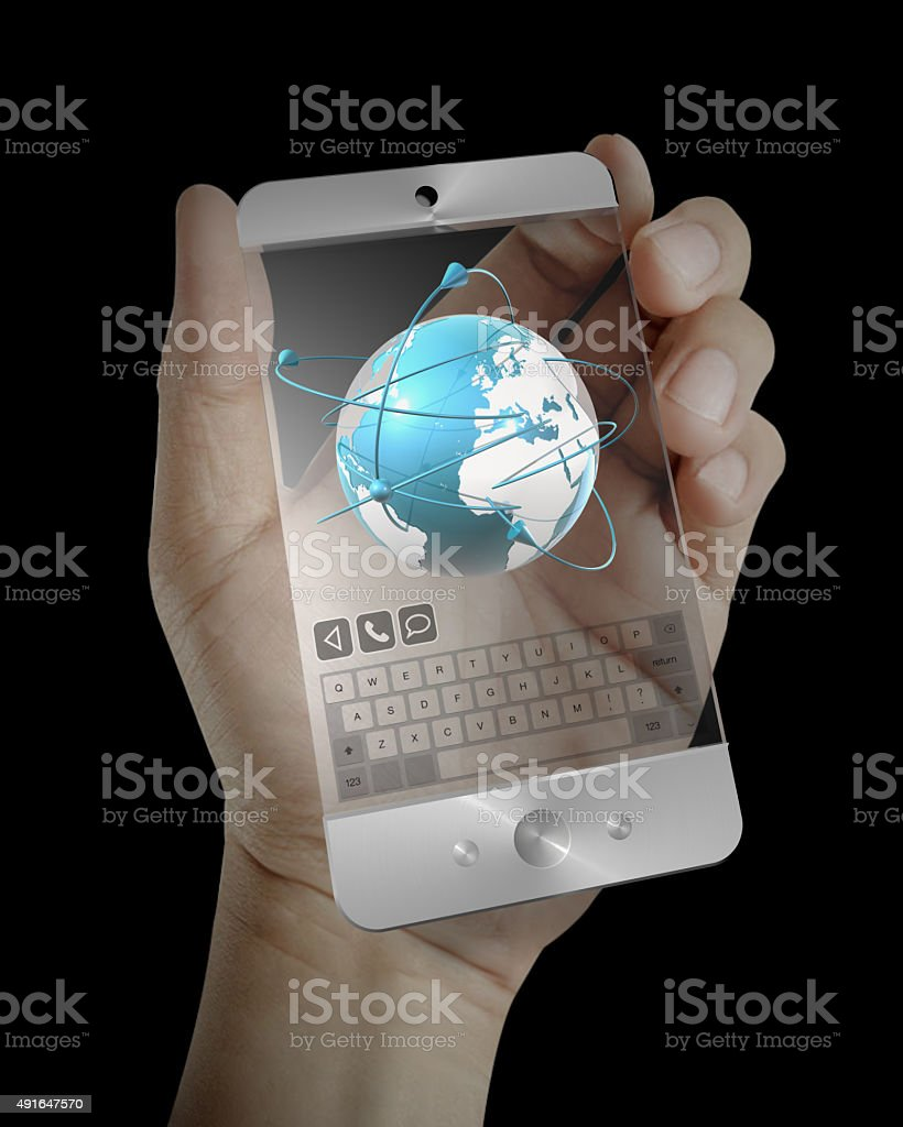 The Future of Search Engine Technology stock photo
