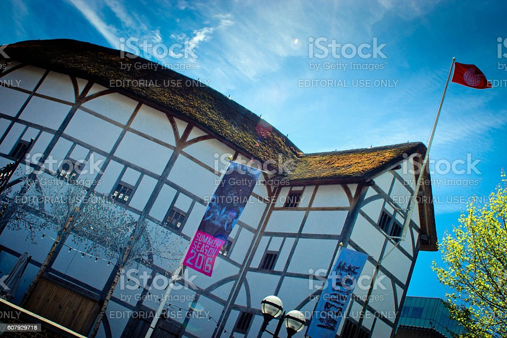 The Globe stock photo