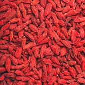 The Goji berries