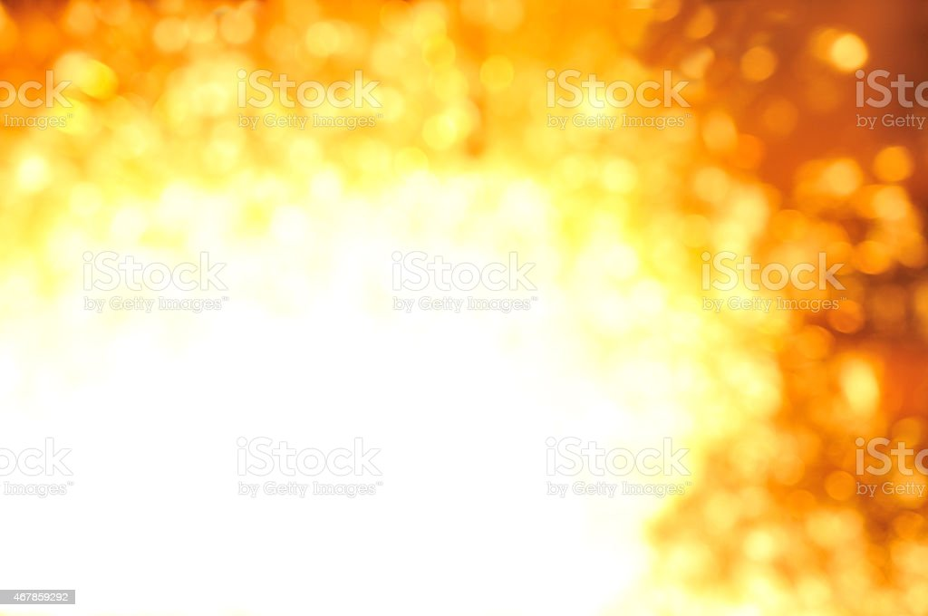 The golden background stock photo