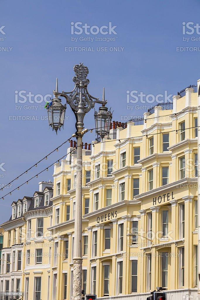 The Grand Hotel, Brighton, England royalty-free stock photo