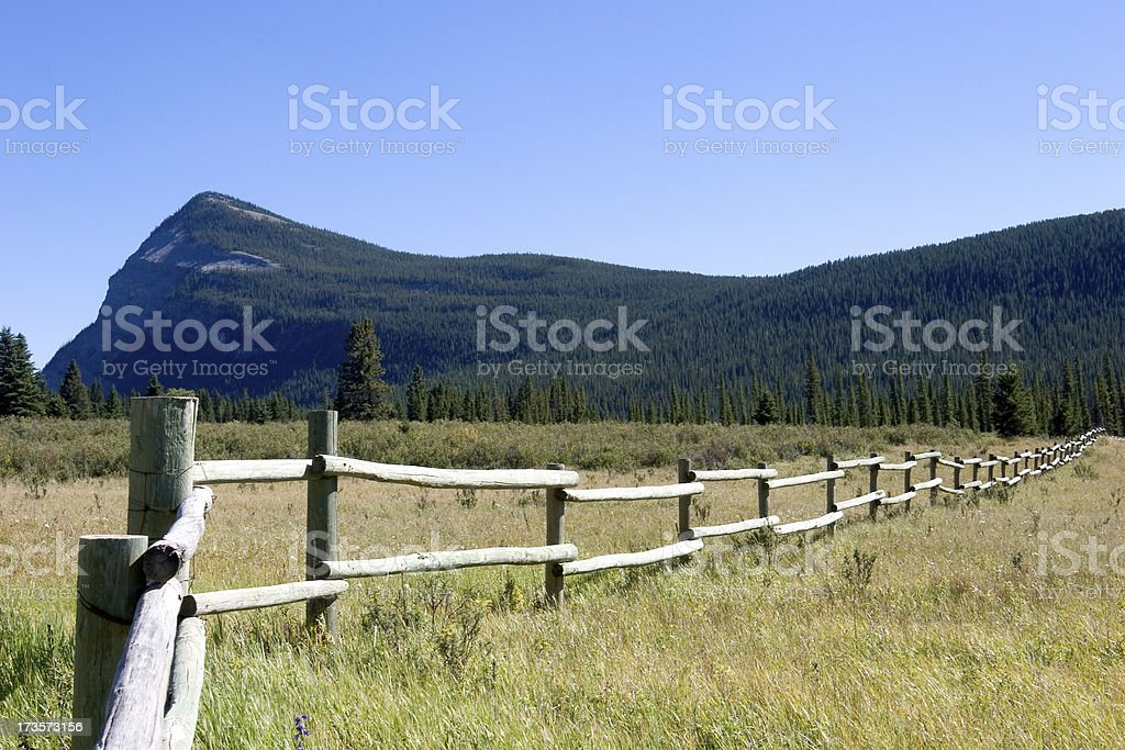 The Great Frontier # 2 royalty-free stock photo