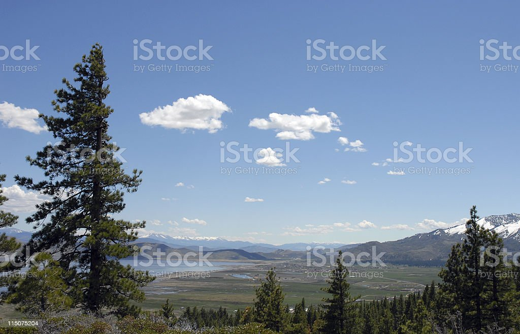The Great West stock photo