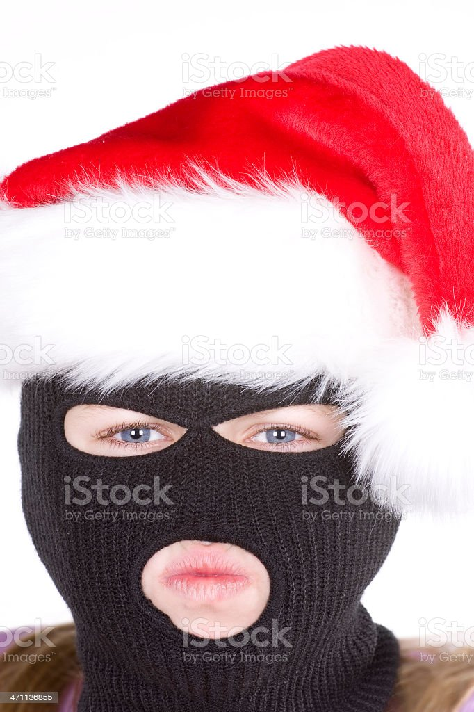The Grinch royalty-free stock photo