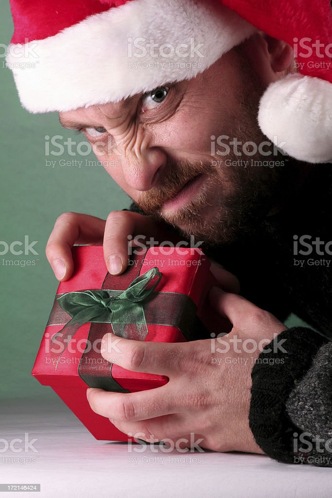 The Grinch That Stole Christmas II royalty-free stock photo