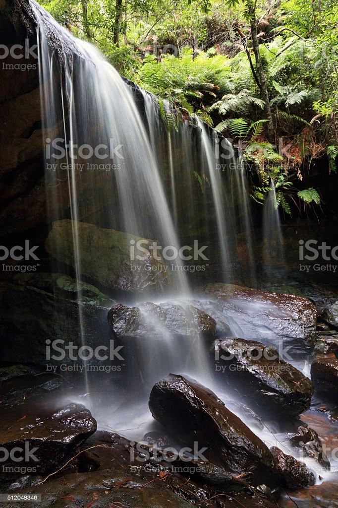 The Grotto stock photo