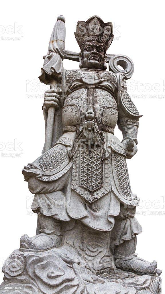 The Guan Yu Hephaestus. stock photo