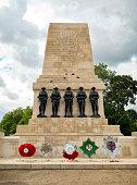 The Guards' memorial, Horse Guards, London