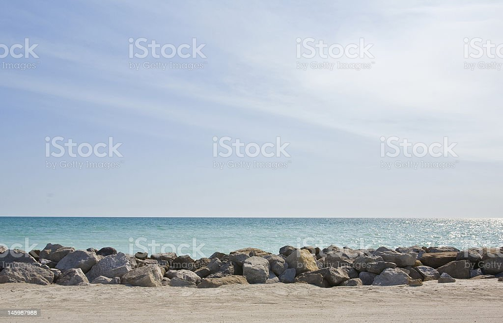 The Gulf stock photo
