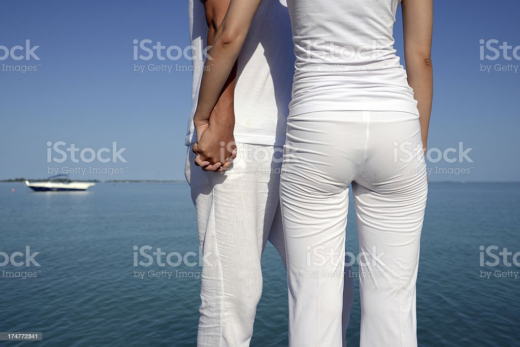 The Harbor of Love royalty-free stock photo
