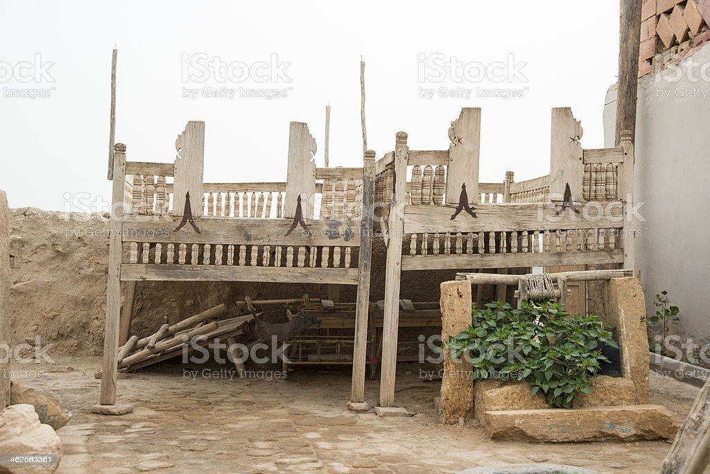 The Harran Houses, Sanliurfa, Turkey stock photo