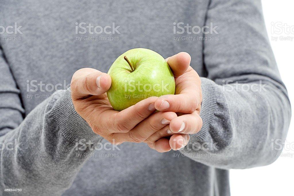 The healthy choice stock photo
