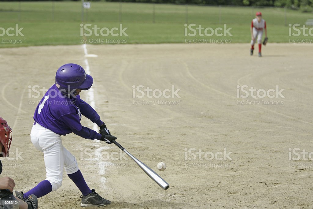 The hit stock photo