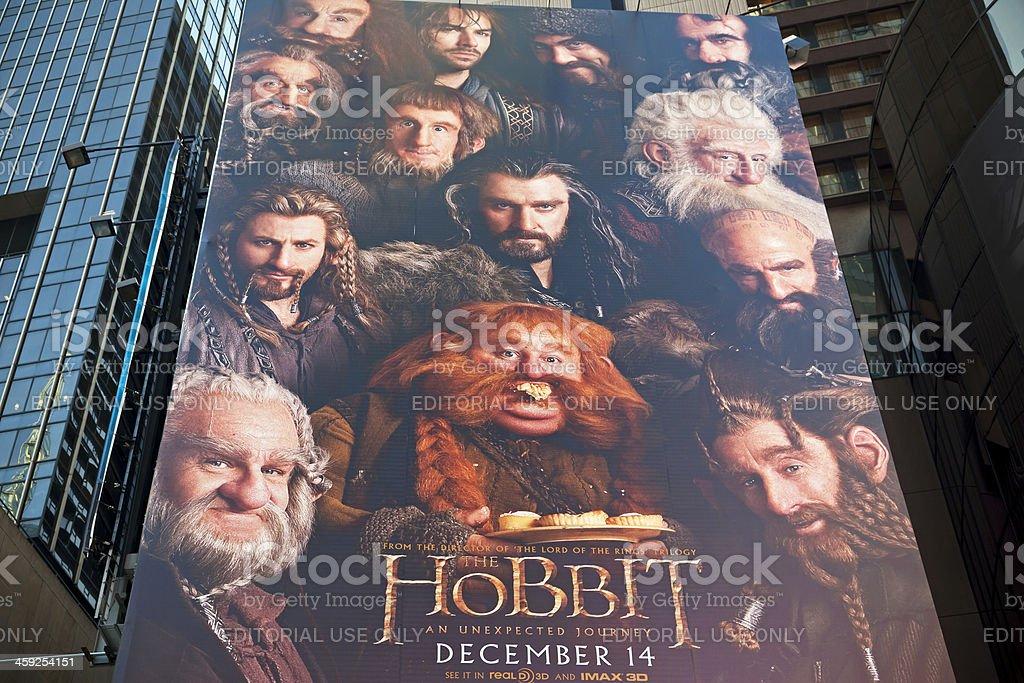 The Hobbit stock photo