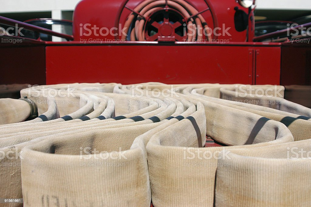 The Hose royalty-free stock photo