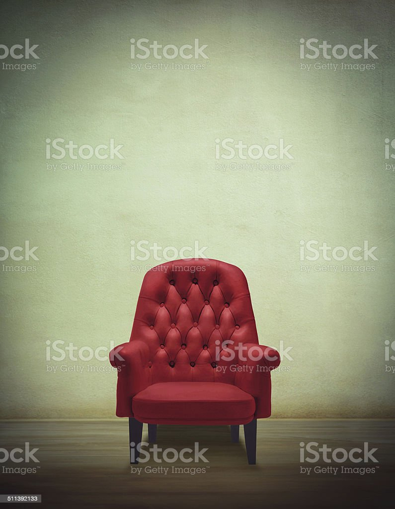 The hot seat... stock photo