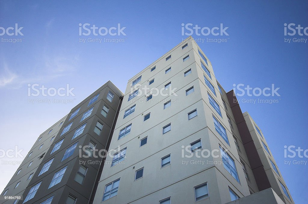 The Hotel Rooms 2 royalty-free stock photo