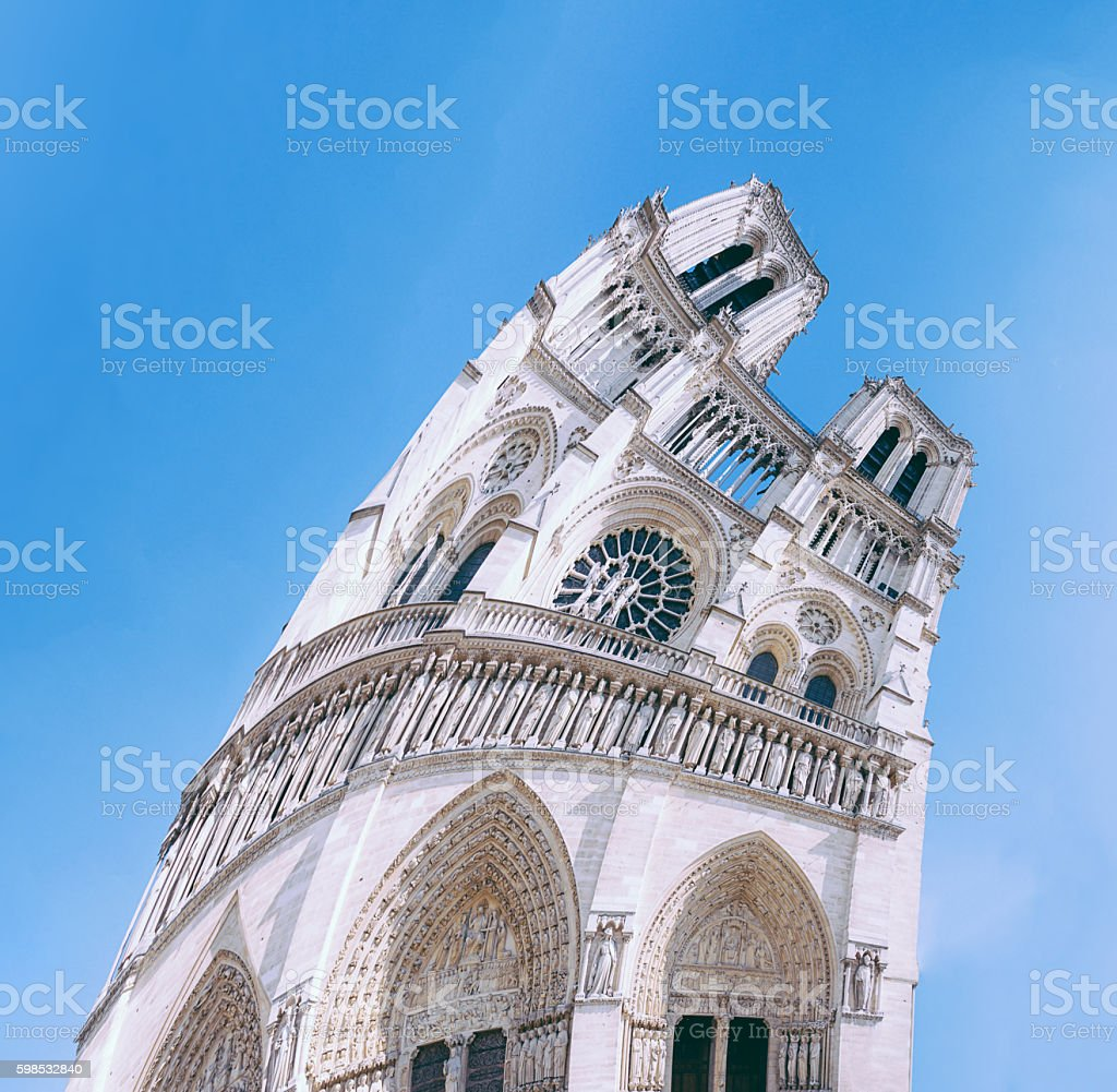 The Hunchback of the Notre-Dame stock photo