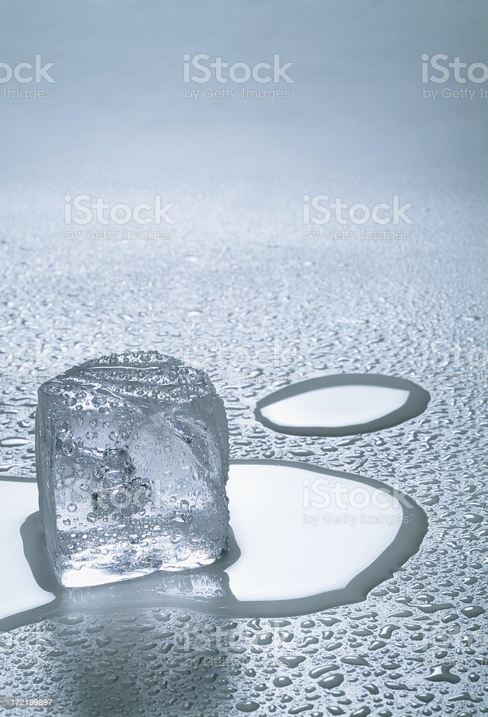 The Ice2 royalty-free stock photo