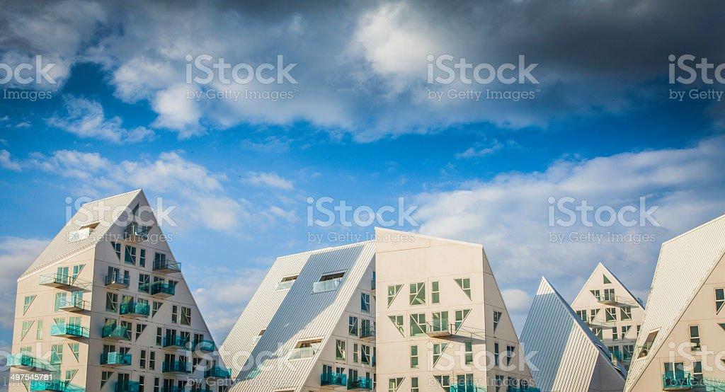 The Iceberg, Denmark stock photo