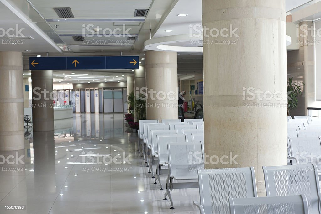 The internal decoration, sichuan province, China royalty-free stock photo