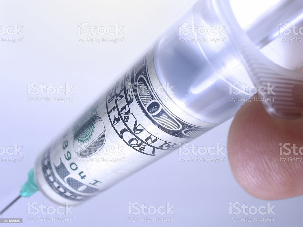 The investments stock photo