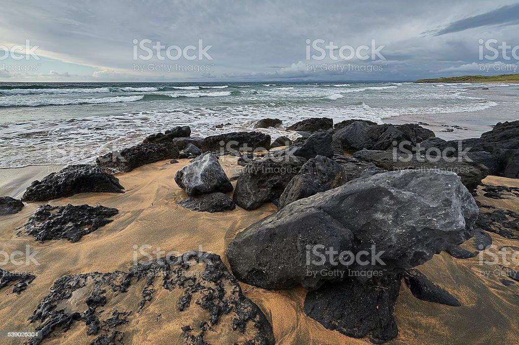 The Irish landscape, Ireland, UE stock photo