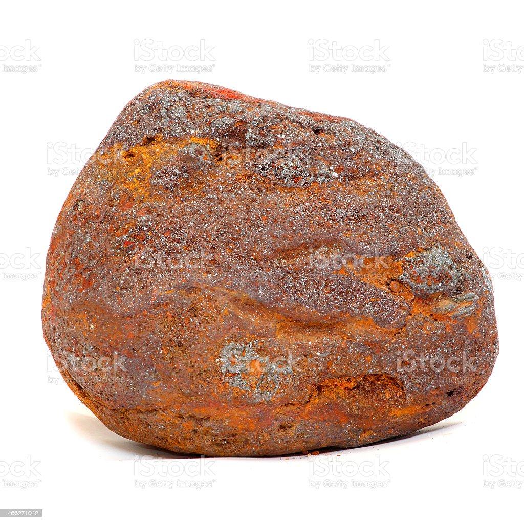 The Iron ore. stock photo