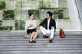 The Japanese entrepreneur who talks about the work