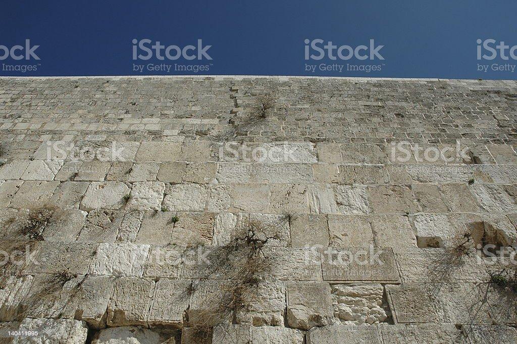 The Kotel stock photo