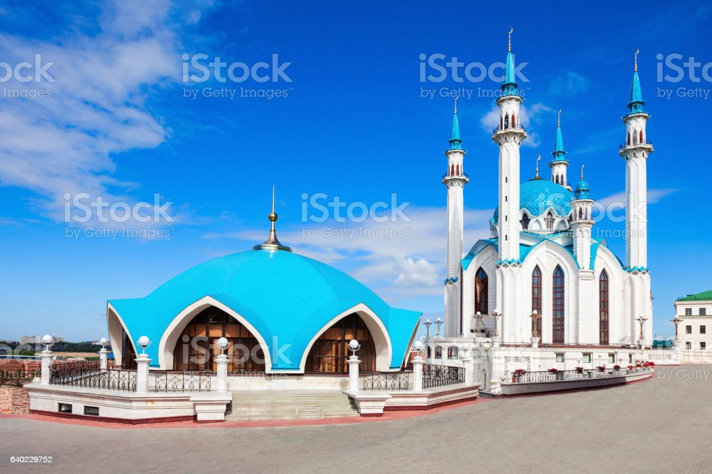 The Kul Sharif Mosque is a one of the largest mosques in Russia. The...