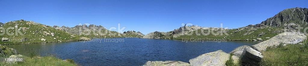 the lake royalty-free stock photo