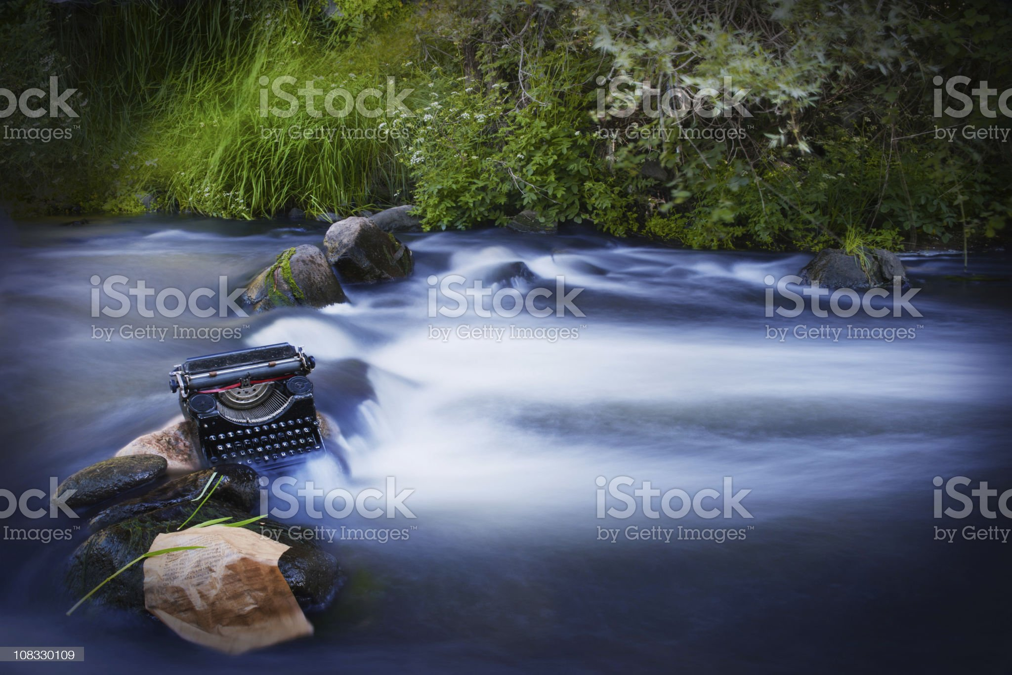 The last letter written to lover royalty-free stock photo