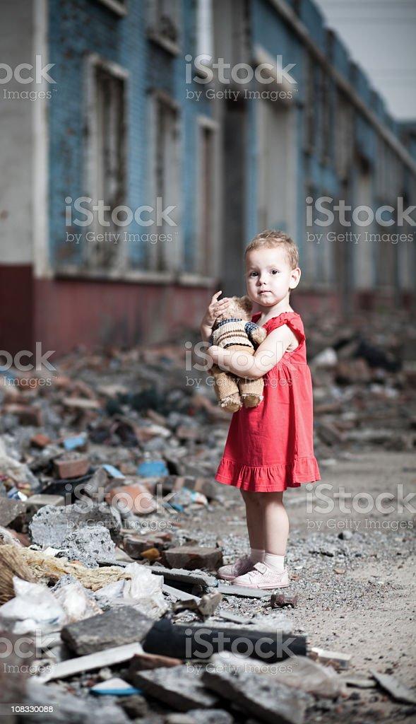 The last toy stock photo
