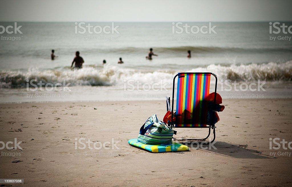 The Lazy Hazy Days Of Summer royalty-free stock photo
