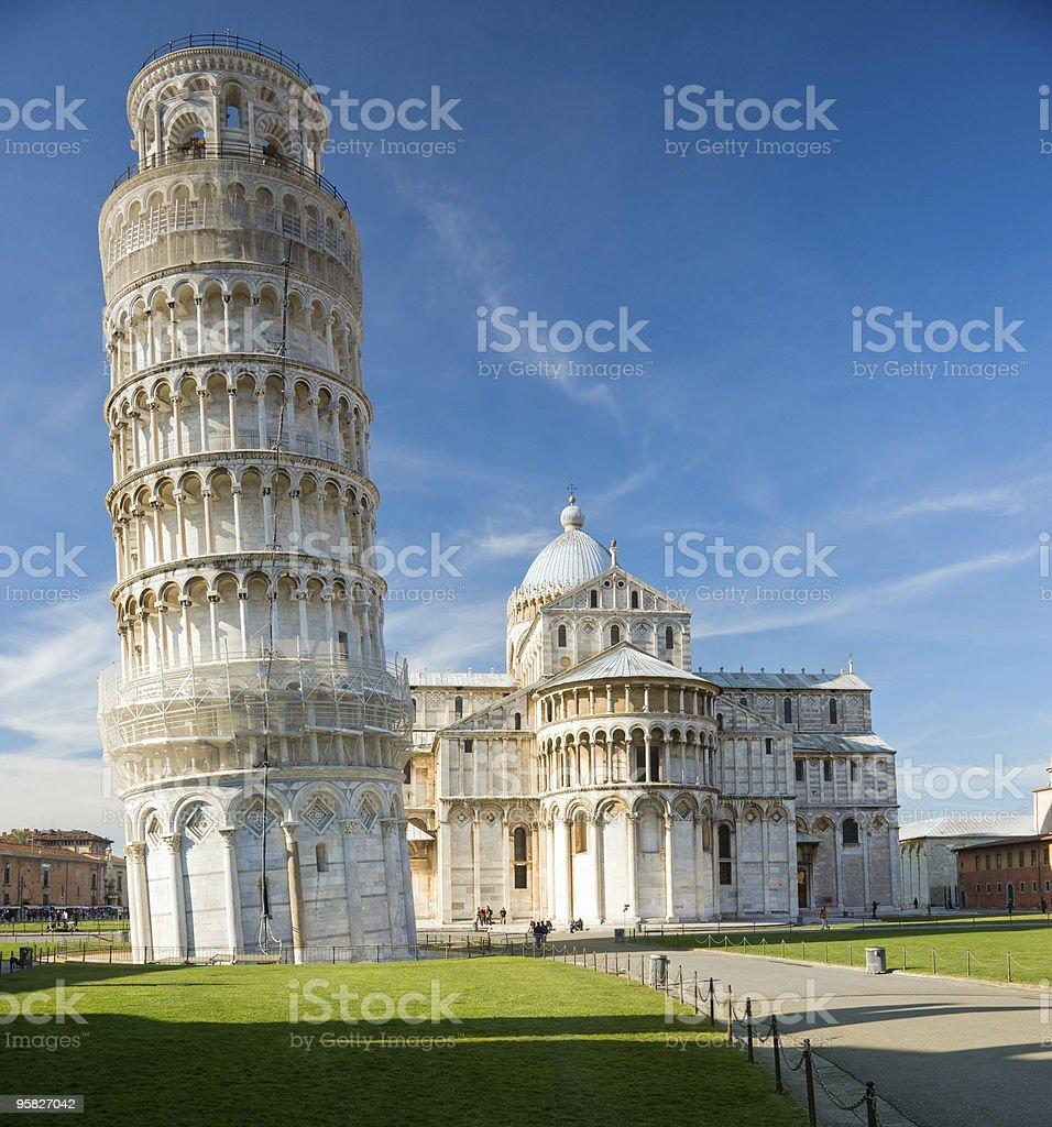 Der Schiefe Turm von Pisa. – Foto