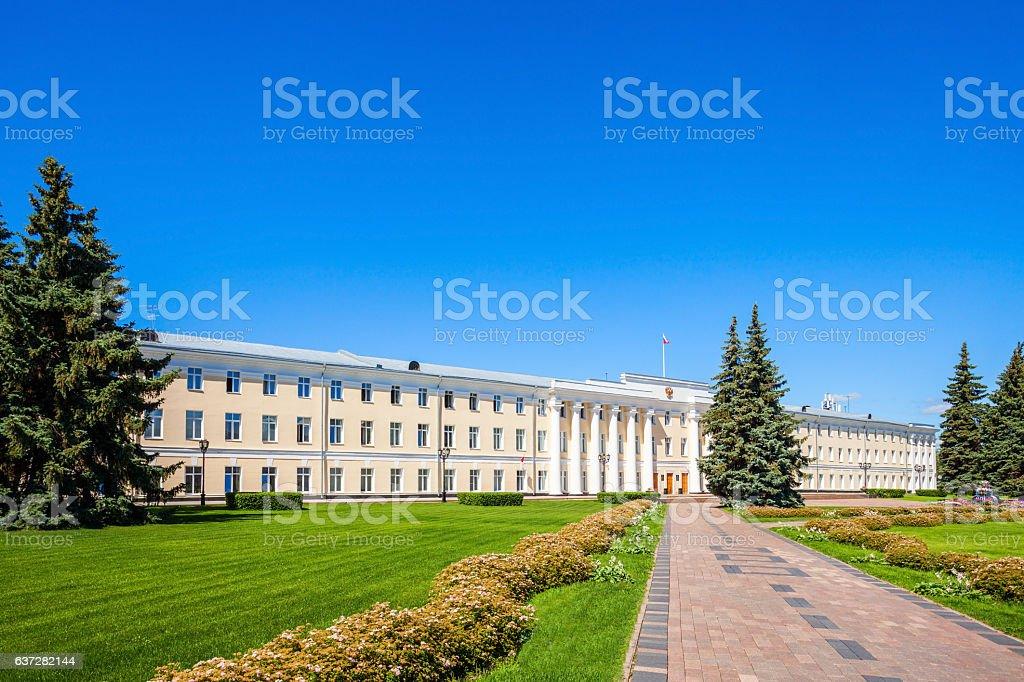 The Legislative Assembly House stock photo