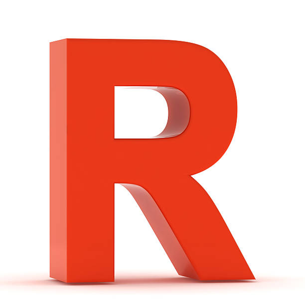 Letter R Pictures, Images and Stock Photos - iStock