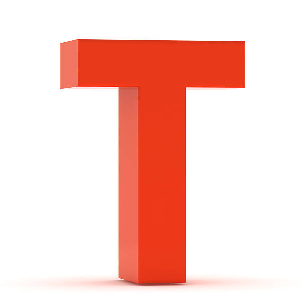 Letter T on Letter W Video