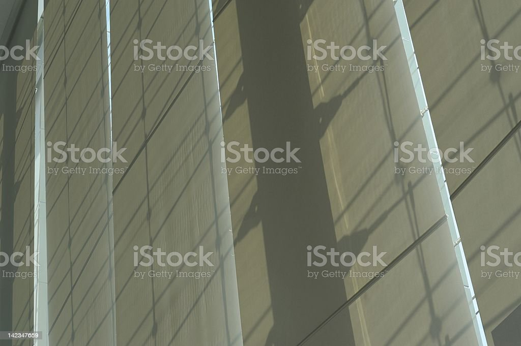 The light curtain royalty-free stock photo