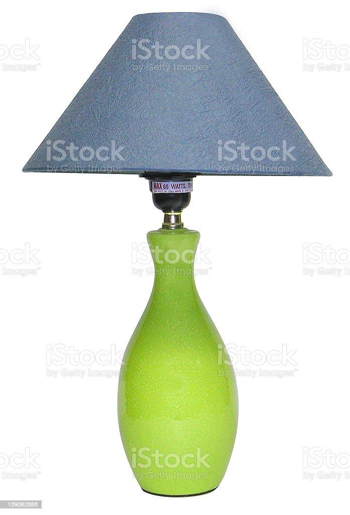 The Light on my Desktop royalty-free stock photo