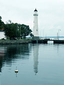 the lighthouse at Karlskrona