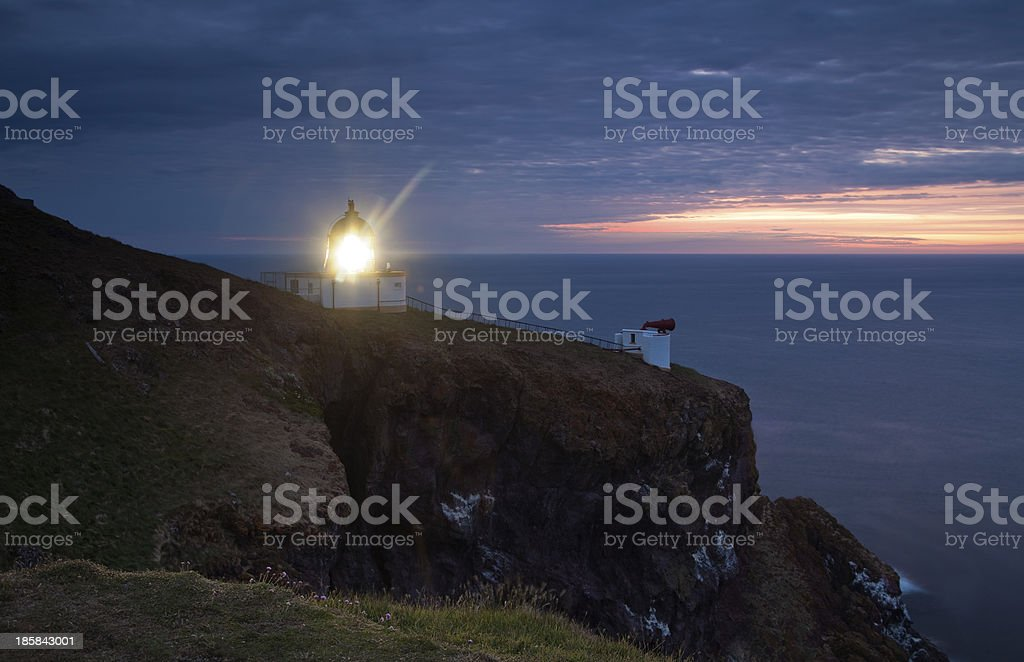 The Lighthouse royalty-free stock photo