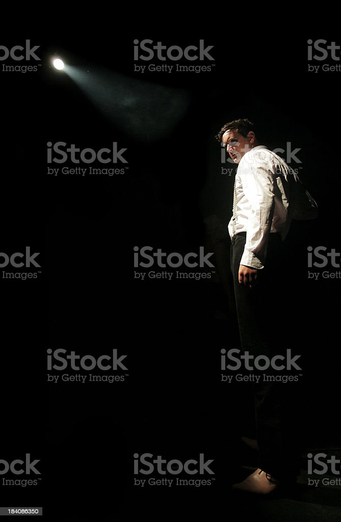 The Limelight royalty-free stock photo