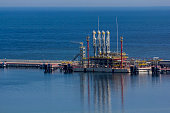 The liquid natural gas offshore terminal