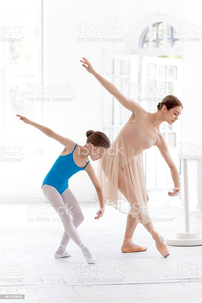 balerina-porka