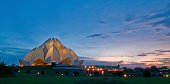 ~the lotus temple